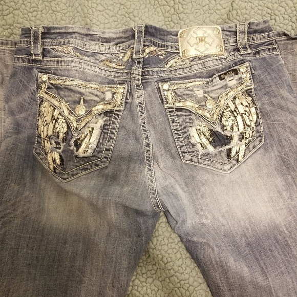 003b157c2b5 Miss Me Jeans size 36